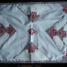 Fata de masa (mica) traditionala + 6 servete - Fes - Maroc