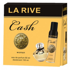 CASETA CASH WOMAN - Set parfum