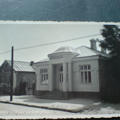 Balti, Casa invatatorilor - Carte Postala Moldova dupa 1918, Necirculata, Fotografie
