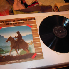 Disc VINIL ELECTRECORD: Country and Western - Greatest Hits, Stare perfecta - Muzica Country