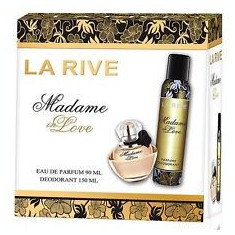 CASETA MADAME IN LOVE WOMAN - Set parfum