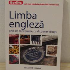 Berlitz - Limba engleza - Ghid de conversatie cu dictionar bilingv - Curs Limba Engleza