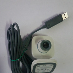 Camera Xbox 360 Live Vision (1307) - Webcam Microsoft