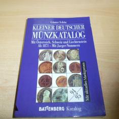 LL Catalog ( carte) monede, Germania, Elvetia, Austria, Lichtenstein 1995