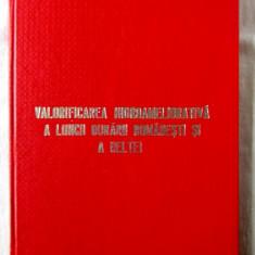VALORIFICAREA HIDROAMELIORATIVA A LUNCII DUNARII ROMANESTI SI A DELTEI, 1991