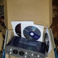 M Audio Fast Track Pro Altele