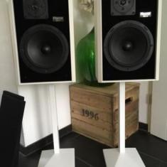 Boxe Magnat MSP 50 albe, Boxe podea, 81-120W