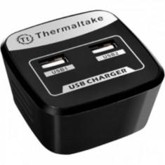 Adaptor incarcator ThermalTake TriP Dual USB
