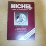 LL Catalog ( carte) MICHEL  monede  comemorative  1991