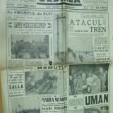 Ordinea 22 august 1941 Ucraina Marea Neagra Bucovina Basarabia - Ziar