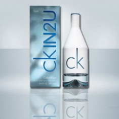 Calvin Klein IN2U Made in France - Parfum barbati Calvin Klein, Apa de toaleta, 100 ml