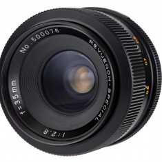 M42 Revuenon 35mm F2.8 sn 500076 MINT - Obiectiv DSLR, Wide (grandangular), Manual focus, Nikon FX/DX
