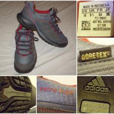 Adidas ADIDAS Gore Tex (44= 28cm) pantofi ghete sport alergare bocanci munte - Adidasi barbati, Culoare: Din imagine