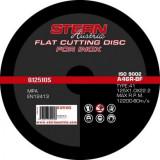 Disc abraziv Stern Austria G12510S pentru polizor unghiular - 125x1mm