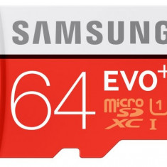 Samsung MB-MC64DA 64Giga Bites MicroSDHC UHS Class 10 memorii flash