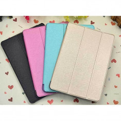 Husa iPad 2 3 4 Smart Case Neagra - Husa Tableta