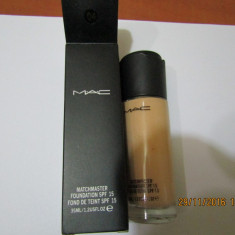 FOND TEN MAC MATCHMASTER -30 ML ---SUPER PRET, SUPER CALITATE! NO 04 - Fond de ten