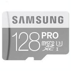 Card MicroSDXC Samsung 128 GB Cl 10 UHS-1 pro