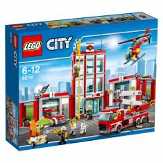 LEGO City Fire Remiza de pompieri