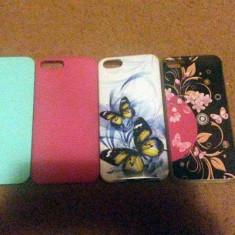 Husa iphone 5/5s - Husa Telefon Accessorize, iPhone 5/5S/SE, Turquoise
