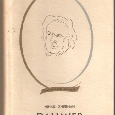 Mihail Gherman-Daumier - Biografie