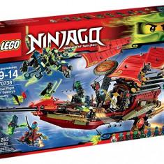 LEGO Ninjago Final Flight of Destiny's Bounty 1253buc.