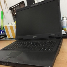 Laptop Acer Travelmate 5730, Intel Core Duo, Sub 15 inch, 2001-2500 Mhz, 250 GB