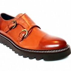 Cesare Paciotti shoes size 42 - Pantofi barbati Cesare Paciotti, Culoare: Maro
