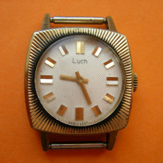 "CEAS DE DAMA ""LUCH"" PLACAT, Mecanic-Manual, Analog"