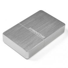HDD Extern Freecom mHDD Desktop 4TB USB 3.0 Argintiu