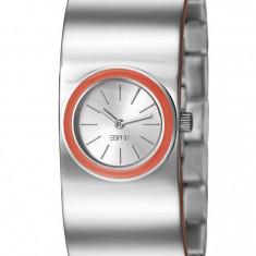 Ceas original ESPRIT ES106242002 nou cu eticheta si cutie - Ceas dama Esprit, Casual, Quartz, Inox, Fibra de carbon, Rezistent la apa