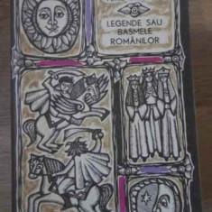 Legende Sau Basmele Romanilor - Petre Ispirescu, 386626 - Carte Basme