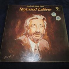 Raymond lefevre - portrait eines stars _ dublu vinyl, 2 x LP, germania - Muzica Jazz Altele, VINIL