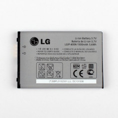 Acumulator LG P503 P500 P520 P505 P509 LGIP-400N 1500mAh nou original