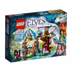 LEGO Elves scoala dragonilor din Elvendale