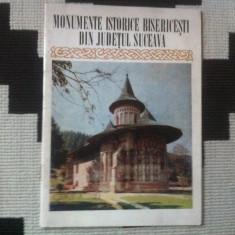 Monumente istorice bisericesti din judetul suceava ilustrata foto biserici - Carti Istoria bisericii