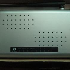 Router Wireless Serioux, Porturi LAN: 4