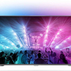 Philips Televizor Philips 75PUS7101/12 Ambilight Android SMART LED - Televizor LED