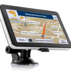 GPS Navigatii GPS Auto  Navigatie AUTO, TAXI, TIR, CAMION, IGO 3D Full EUROPA