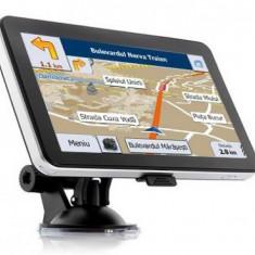GPS Navigatii GPS Auto Navigatie AUTO, TAXI, TIR, CAMION, IGO 3D Full EUROPA, 5 inch, Toata Europa, Lifetime, Car Sat Nav, peste 32 canale