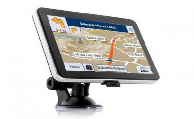 GPS Navigatii GPS Auto  Navigatie AUTO, TAXI, TIR, CAMION, IGO 3D Full EUROPA foto