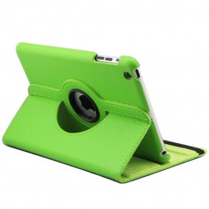 Husa iPad 2 3 4 Rotativa 360 grade Verde - Husa Tableta