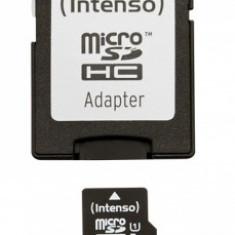 Card microSDHC Intenso 16GB Premium Class 10 UHS-I