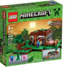 LEGO Minecraft The First Night 408buc.