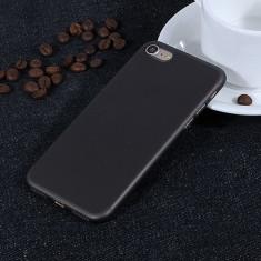 Husa iPhone 7 Plus Ultra Slim 0.3mm Black - Husa Telefon Apple, Negru, Plastic, Fara snur, Carcasa