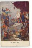 C. P. oficiala Crucea Rosie Austro-Ungaria, primul razboi mondial, Circulata, Fotografie