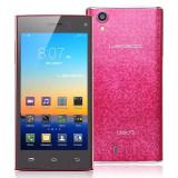 Leagoo Lead 3 Dual SIM Rose Red - Telefon mobil Dual SIM