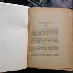 EMINESCU ZIARIST SI SCRIITOR POLITIC  1883  ESTE RELEGATA