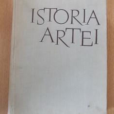 ISTORIA ARTEI- ALPATOV, VOL I- cartonata - Carte Istoria artei