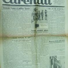 Curentul 11 decembrie 1942 Rascanu telefoane folklor colhozuri bombardament